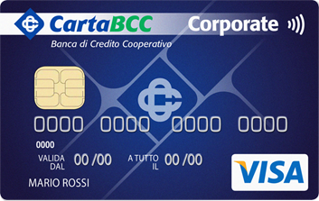 Carta di credito BCC Corporate